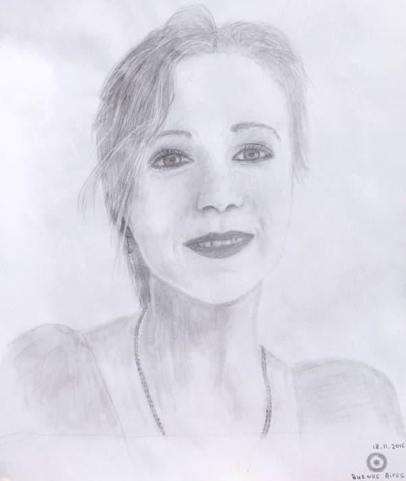 Как научиться рисовать карандашом портрет человека.