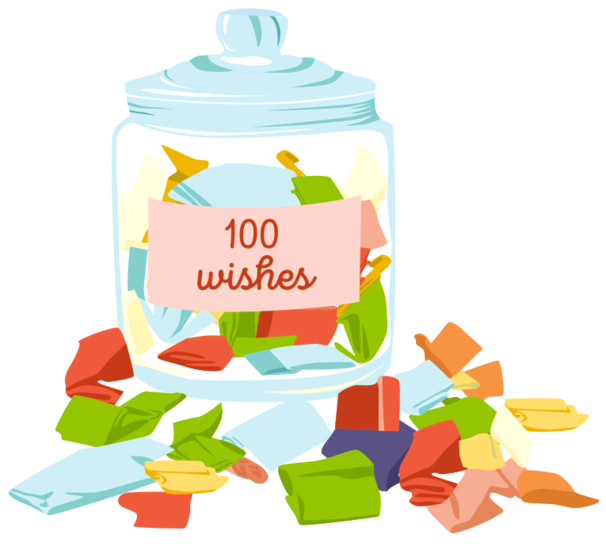 What is 100 wishes?