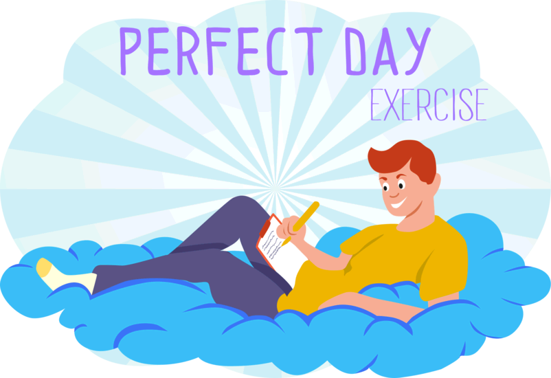 Perfect day - exercise