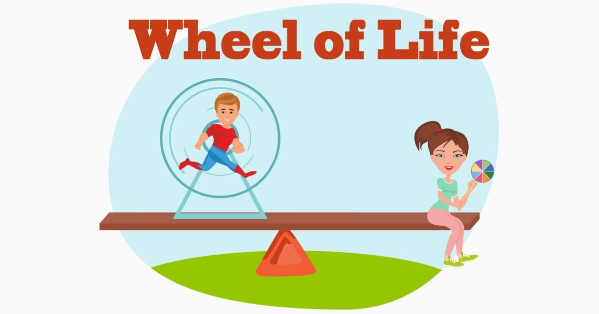Wheel Of Life Online Assessment App