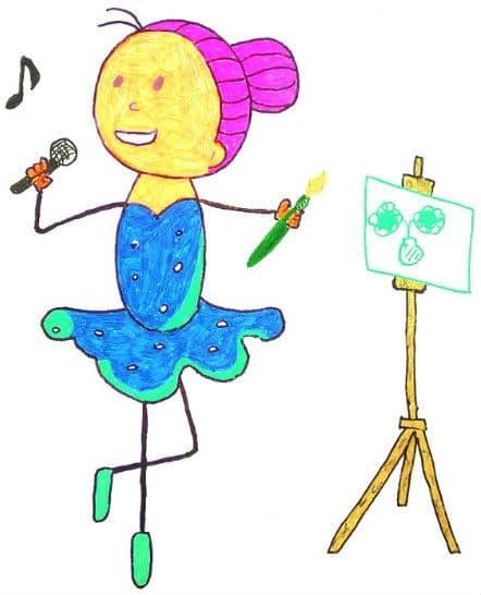 Те, кто привык с детства пахать: посещать всякие кружки, спортивные секции, творческие студии