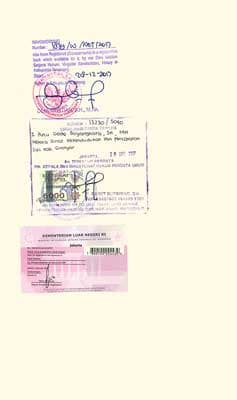Birth Certificate in Indonesia 2